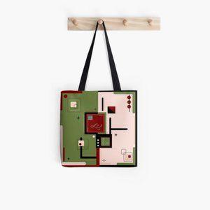Lady M_ Tote Bag